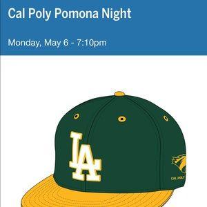 81954b645d3c63 Accessories | Dodger Hat Cal Poly Pomona | Poshmark